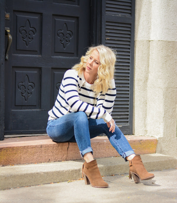Fall sweaters that are versatile and won't break the bank!