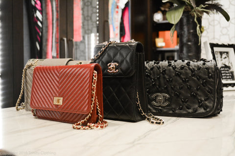 Beautiful Chanel Bags