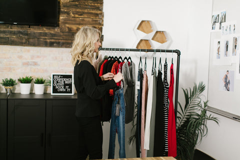 women owned business with women ceo is Trinity Clothing