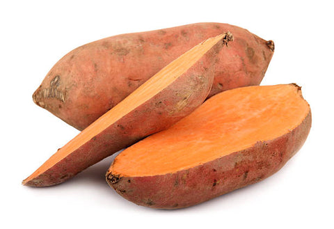 Fitness Nutrition Sweet Potatoes