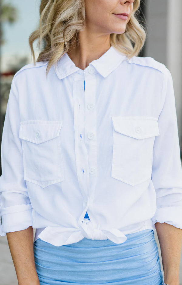 Dear John Allison Blouse Trinity Clothing