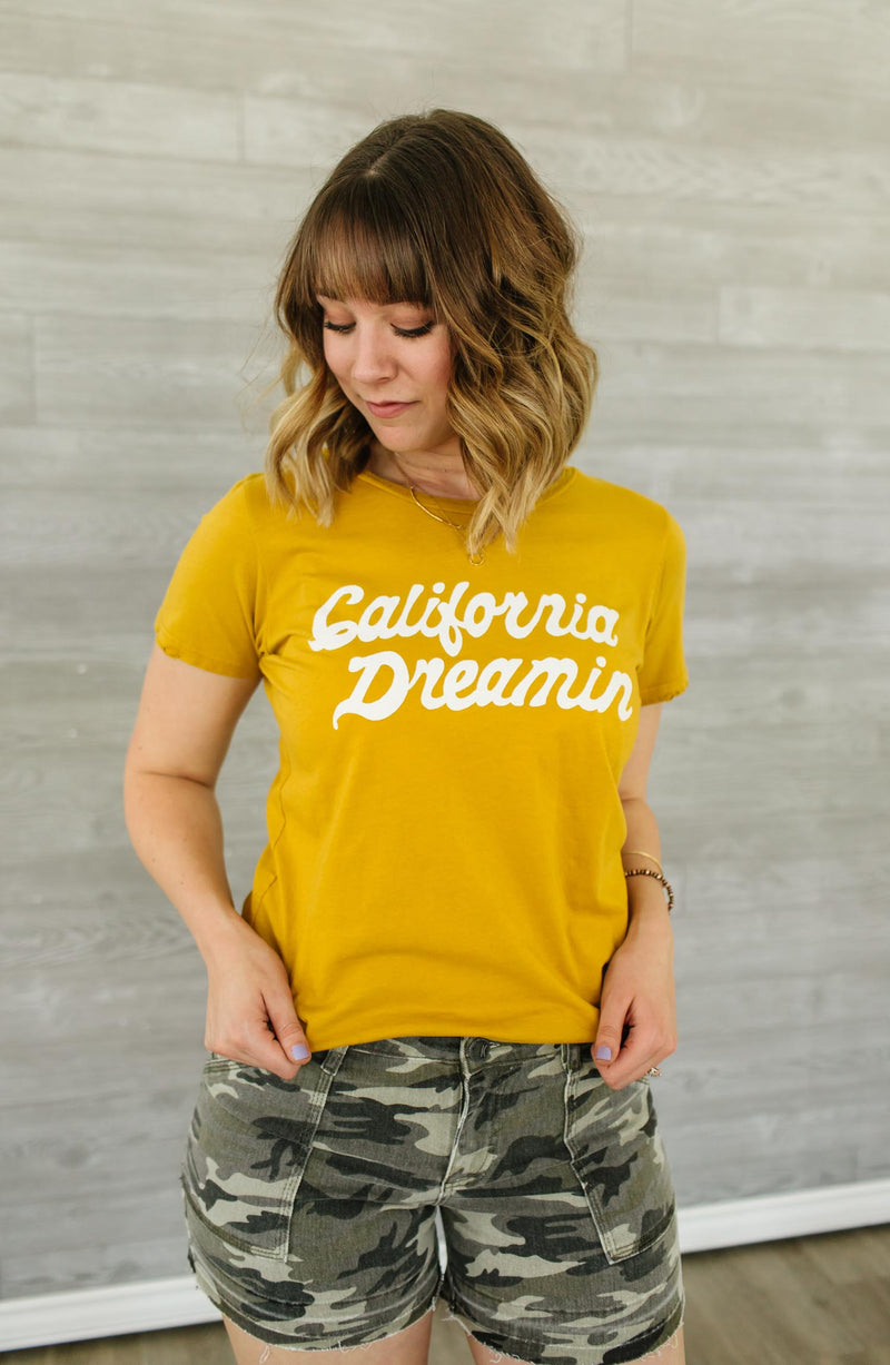 Bandit Brand California Dreamin Graphic Tee Trinity Clothing