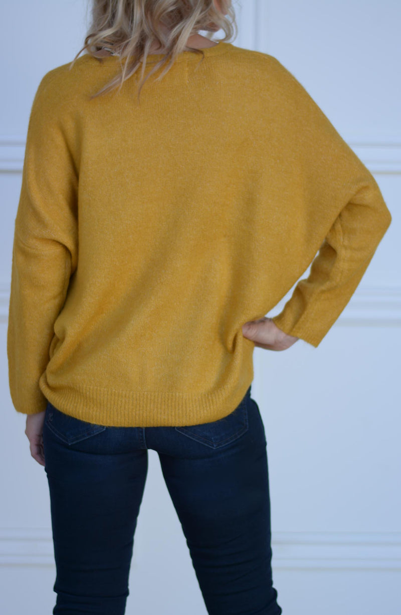 Cover Your Basics Sweater
