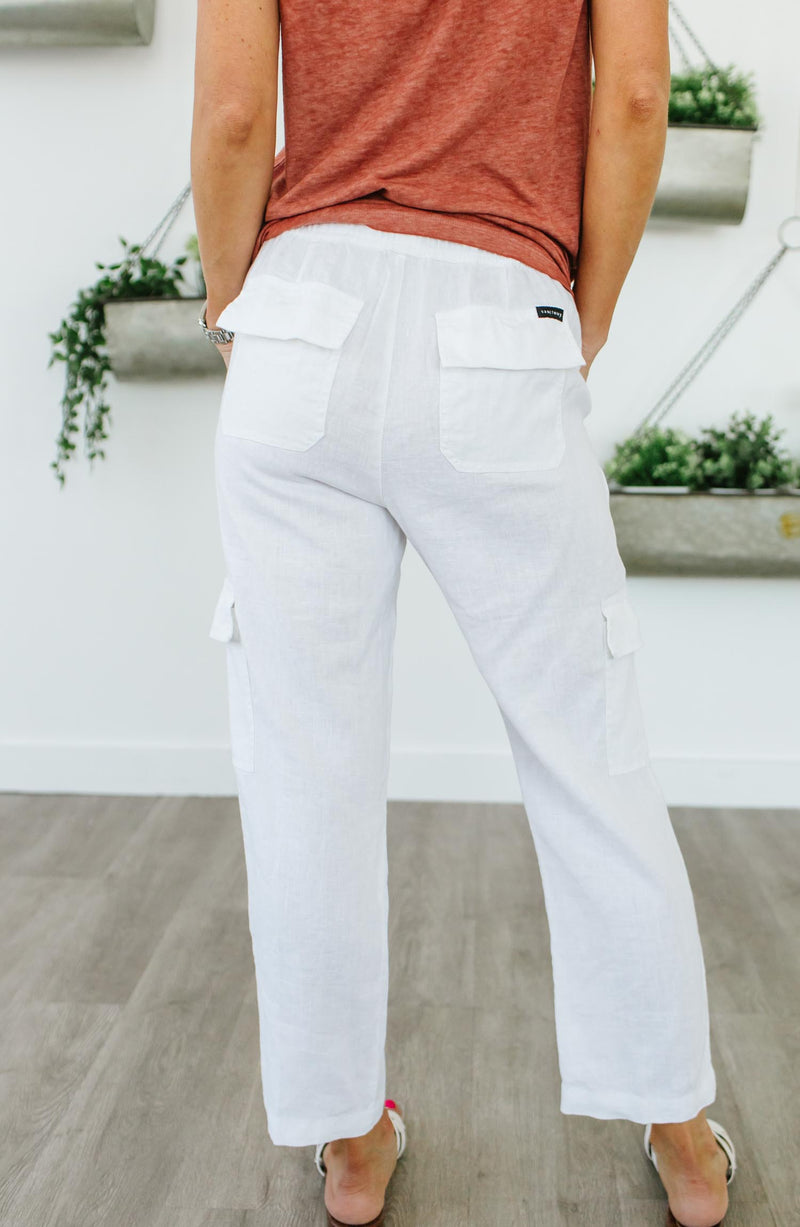 Discoverer Pull-on Cargo Pant