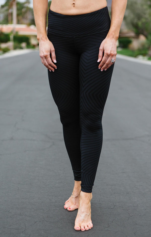 High Waist Energy Legging