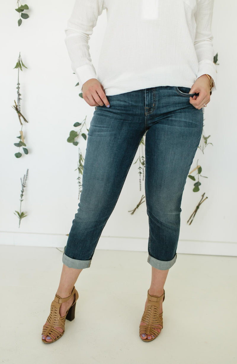 Lily Midrise Skinny Crop