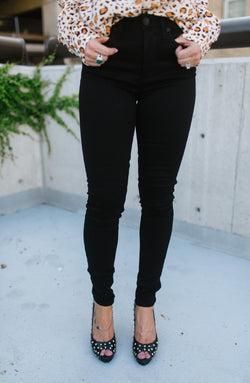 Mia High Waist Skinny