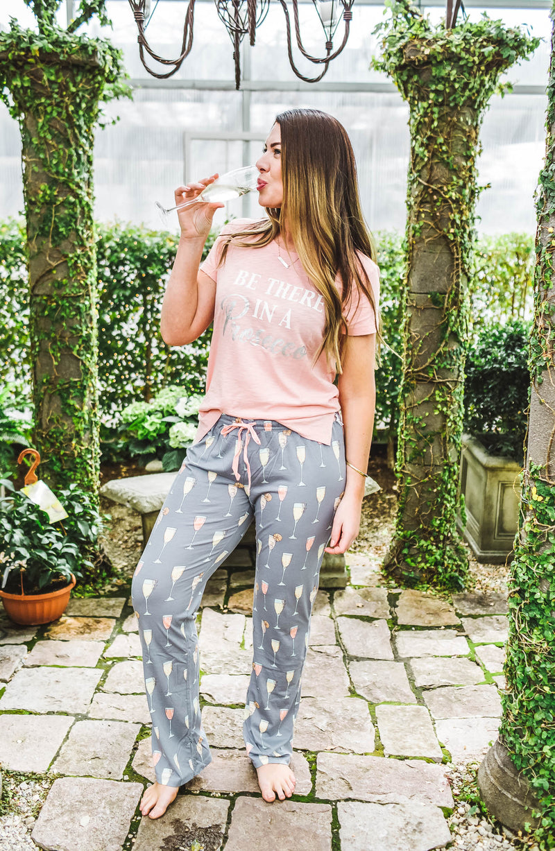 Mimosas All-Day Fleece Pants