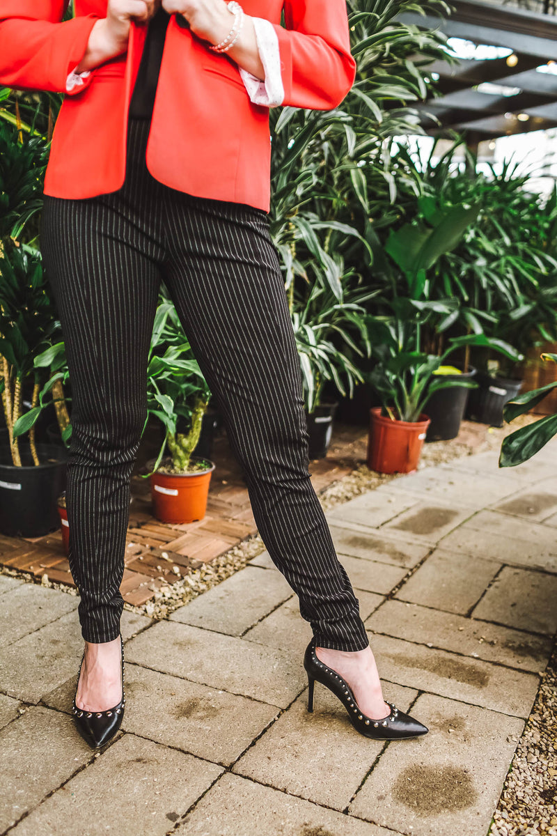 Taylor Seamed Legging Trinity Clothing