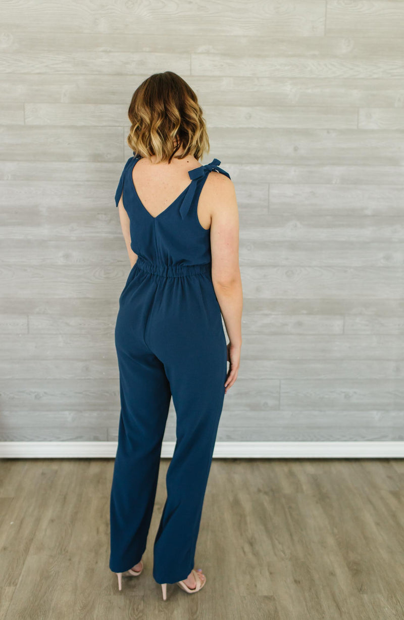 Topeka Jumpsuit Trinity Clothing