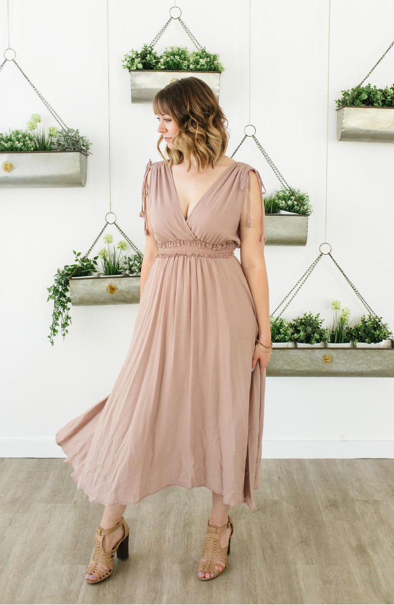 RESET by Jane Boho Maxi Dress Trinity Clothing