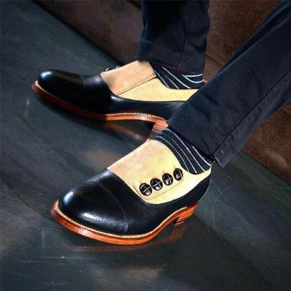 Vintage Classic Male Casual Shoes