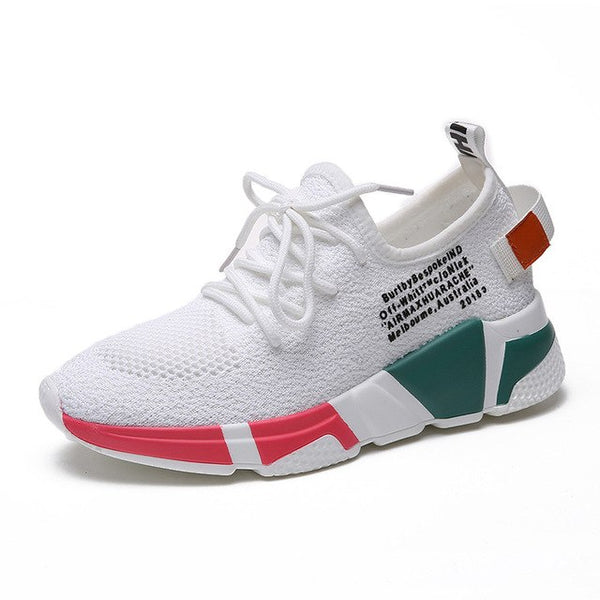 Women's spring new breathable casual shoes