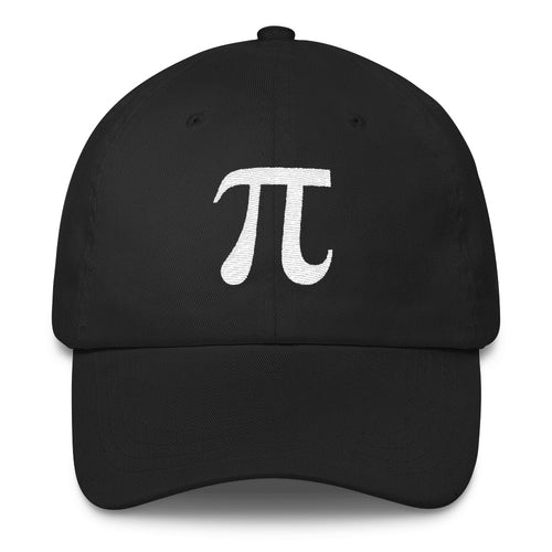 Pi Embroidered Dad Hat - GVO101