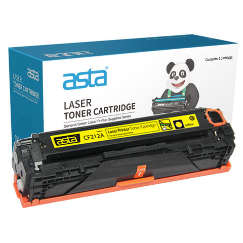 HP 131A Yellow Compatible Toner Cartridge (CF212A)