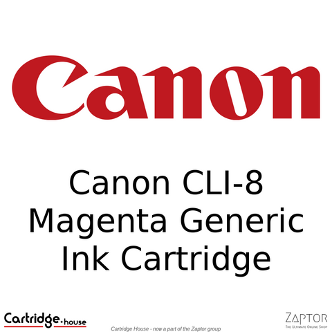 Canon CLI-8 Magenta Generic Ink Cartridge