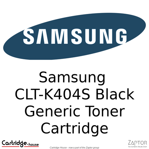 Samsung K404S Black Compatible Toner Cartridge