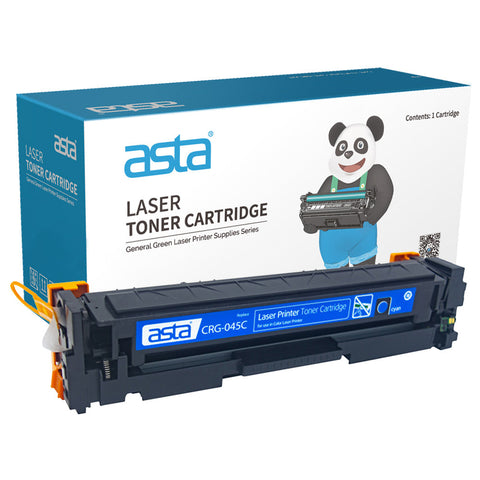 Canon 045 Cyan Compatible Toner Cartridge - ASTA Brand