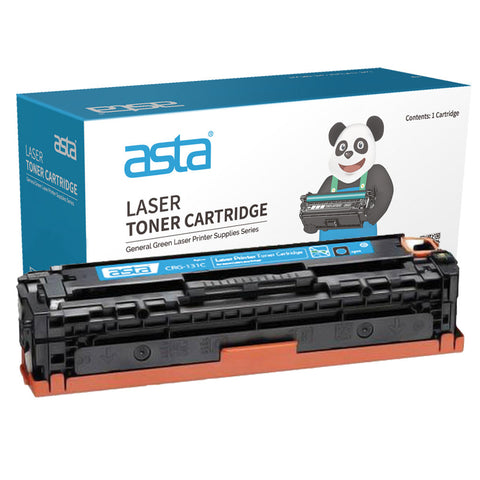 Canon 731 Cyan Compatible Toner Cartridge - Asta Brand