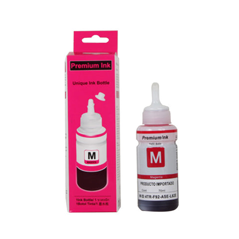70ml Bottle of Magenta Dye Based Ink