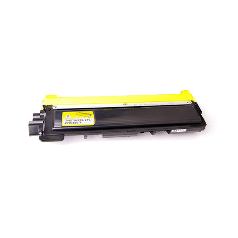 Brother TN-240 Yellow Compatible Toner (Alternate Brand)