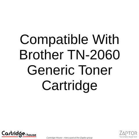 Compatible With Brother TN-410 / TN-2010 / TN-2060 Toner Cartridge