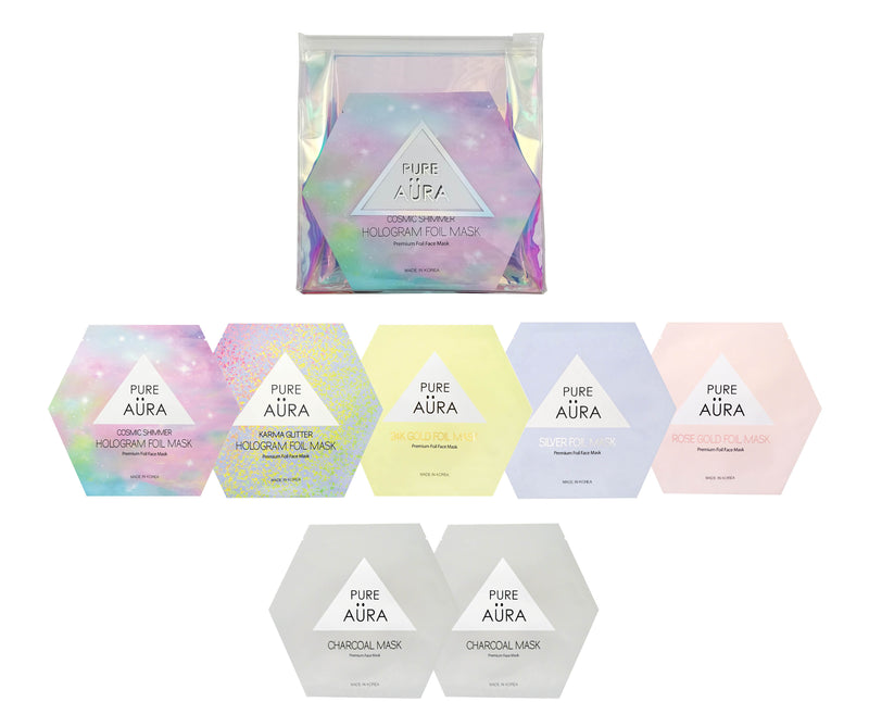Premium Sheet Mask Collection (5+2)