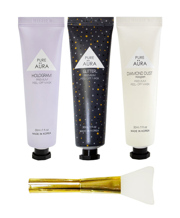 Transcendence Peel Off Travel Kit