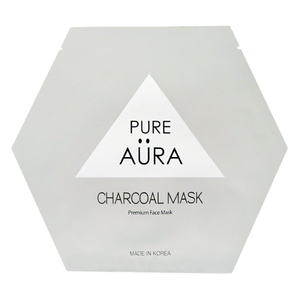 Charcoal Sheet Mask  (Patented # 30-0998617-00-00)