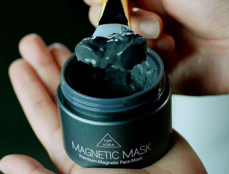 Magnetic Face Mask-New Way of Masking!