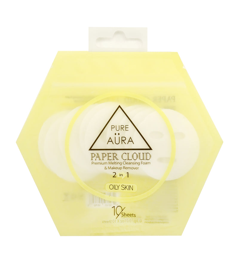 Paper Cloud - Oily Skin (PH balanced) | Patented/all rights reserved