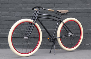 "<p align=""left""><font color=""white""></font>Cafe Racer Bicycle</br>&nbsp;&nbsp;&nbsp;5 Speed Cafe Racer Collection</p>"