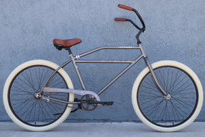 "<p align=""left""><font color=""white""></font>The ""Steady Classic"" Bicycle</br>&nbsp;&nbsp;Single Speed Collection</p>"