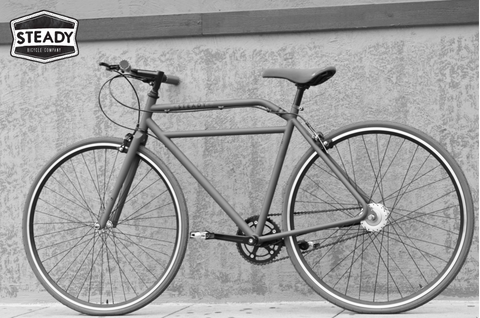 Steady Classic Bicycles - Cafe Racer Bikes and Rat Rod Cycles