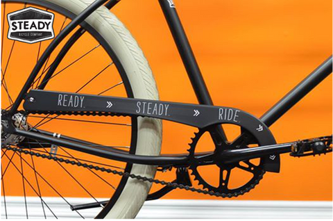 Steady Bike Bicycle Cycle Company Cafe Racer Vintage Classic Bikes and Bicycles