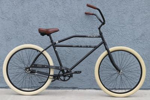 Rat Rod Beach Cruiser Bike Steadyrack