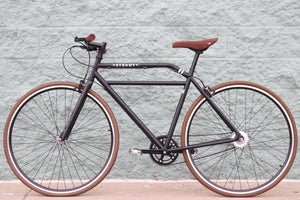 "Steady ""Espresso Racer"" 5 Speed - Matte Black"