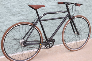 Steady Bicycle Company Built With Love Espresso Racer Expresso Racer Urban, Commuter, City Bike Bicycle