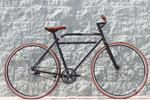 "Steady ""Espresso Racer"" Dual Speed - Matte Black"