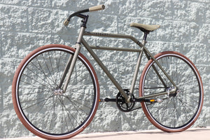 Steady Espresso Racer City Urban Street Racing Bike Bicycle Cycle
