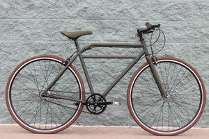"Steady ""Espresso Racer"" 5 Speed - Olive Green"