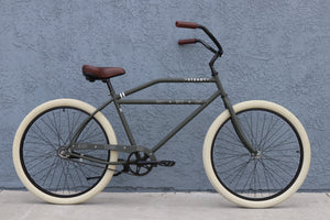 Steady Classic Dual Speed - Olive Green