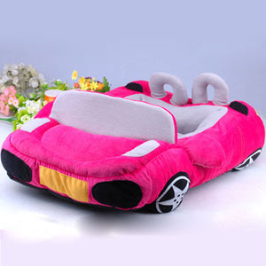 Super Unique Car Design Dog Bed