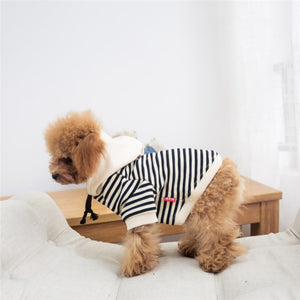 French Stripped Family/Pet Matching Sets