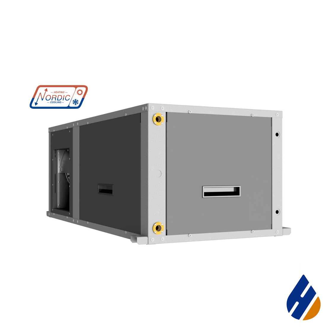Nordic RH Series Commercial Water to Air Heat Pumps