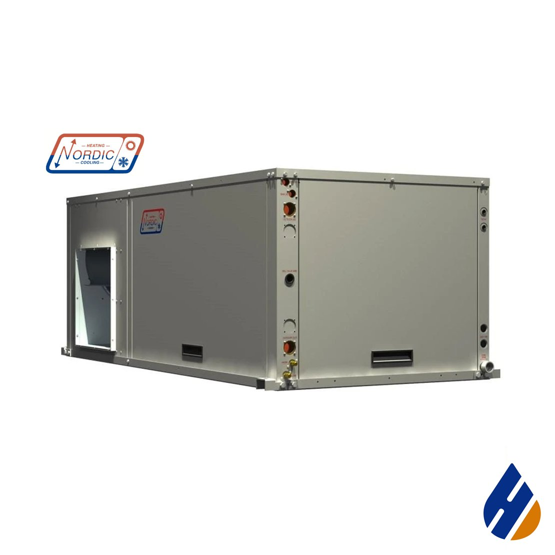 Nordic RH Series Water to Air Heat Pumps