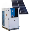 Air cooled Solar Chiller