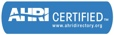 AHRI Certified