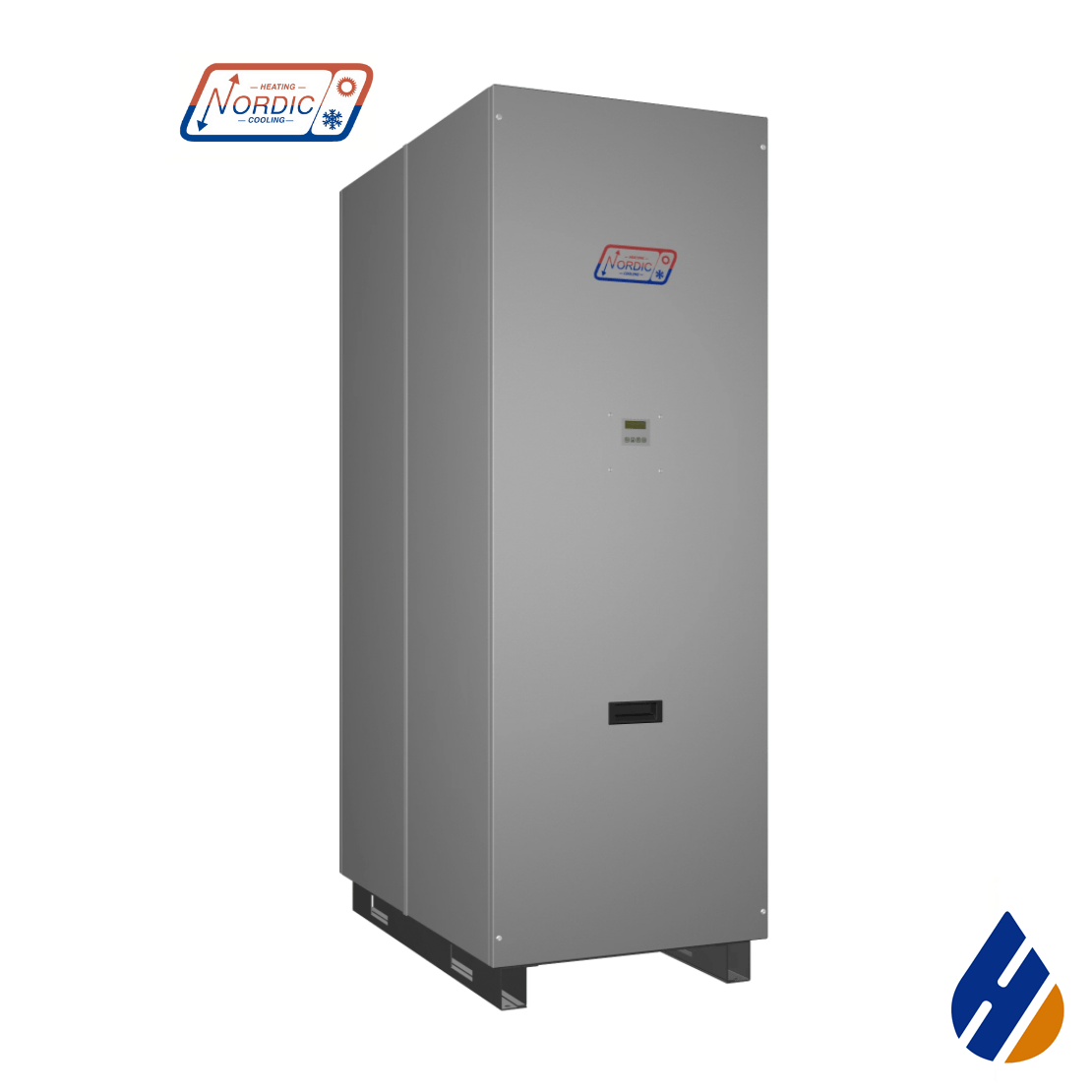 460-3-60 Water to water Geothermal Heat pump - W Series - W500HP*DPP-R410A