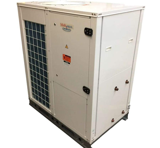 5 Ton / 208/230-50/60 Single Phase Air Cooled Chiller, Simultaneous Heating & Cooling, Capacity 5 Ton